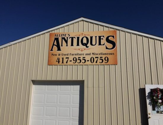 Alline's Antiques