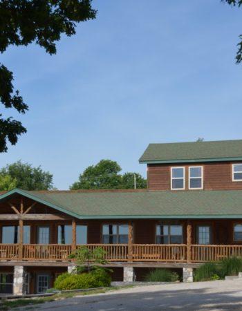 Cabins at Stockton Lake